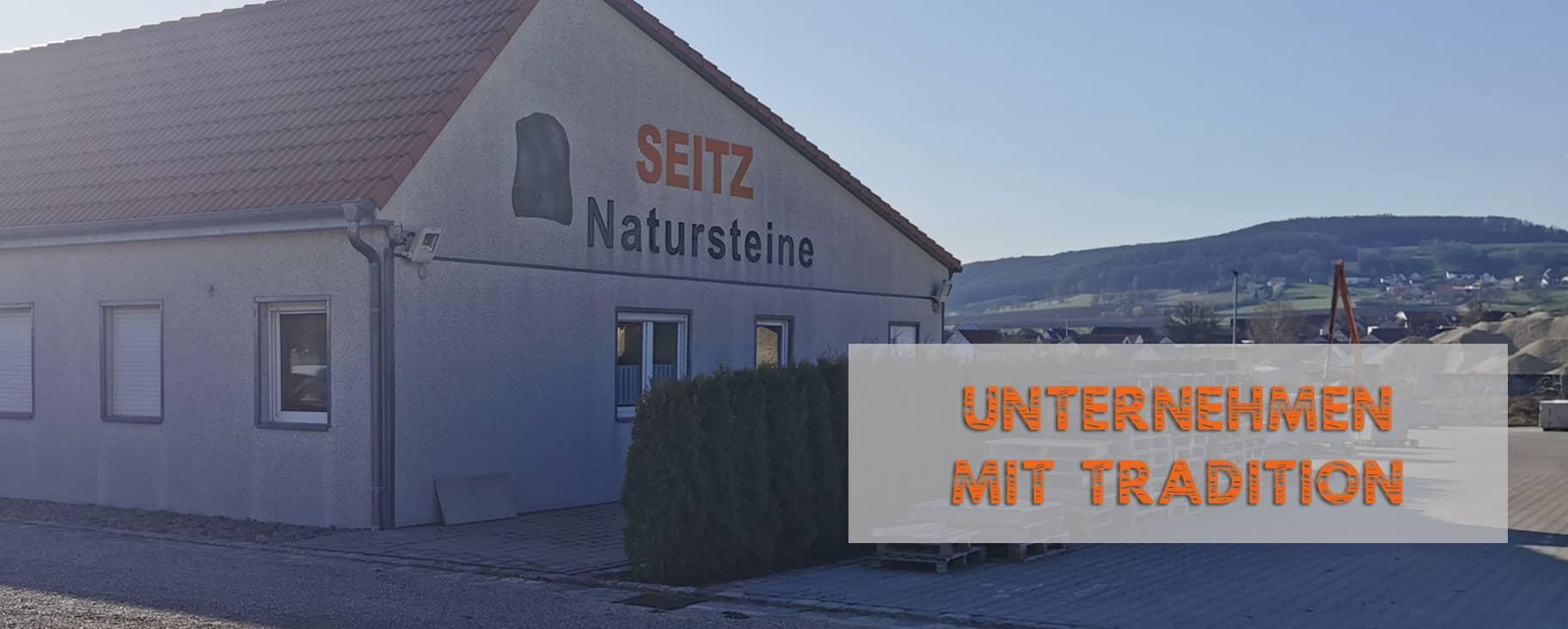 Bürogebäude Transporte & Natursteine Seitz